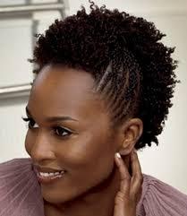 Femme africaine, beauté au naturel